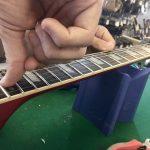 chitarra elettrica usata test