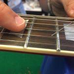 Chitarra elettrica usata Test 2