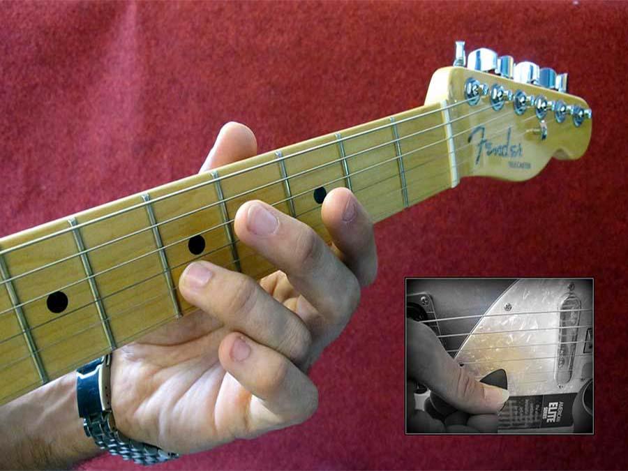Come accordare la chitarra elettrica