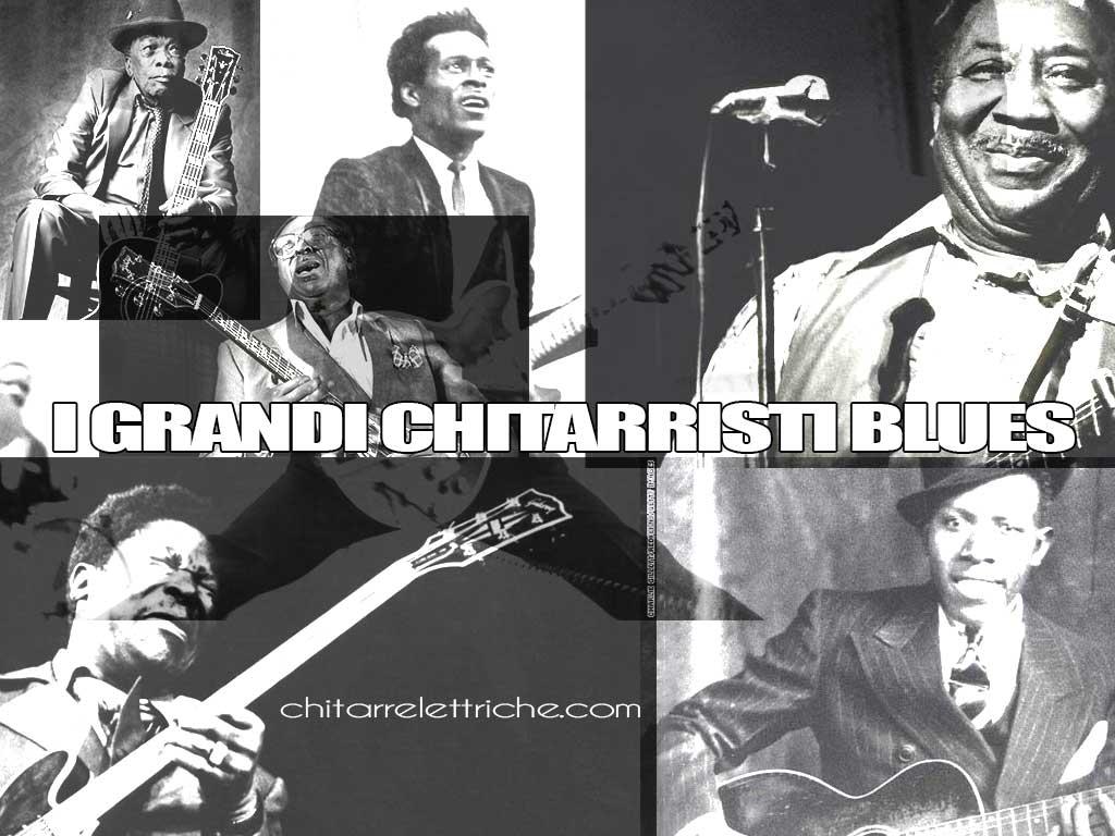 I grandi chitarristi Blues