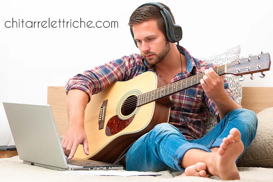 Come registrare la chitarra elettrica