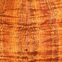 Hawaian Falmed Koa