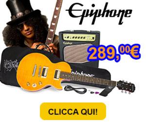 epiphone guitar starter pack